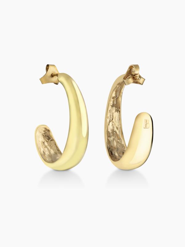 Blancca - Boucles d'oreilles Golden Hour