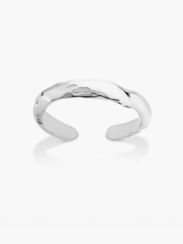 Blancca - Bague Golden Hour silver