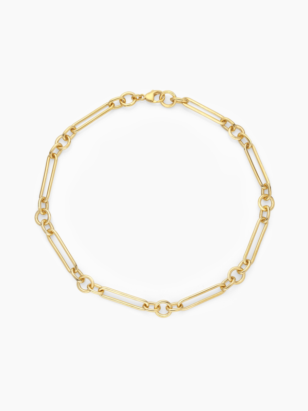 Blancca - French Maille necklace